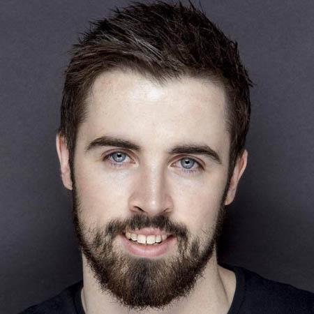 Mark Irwin - Headshot